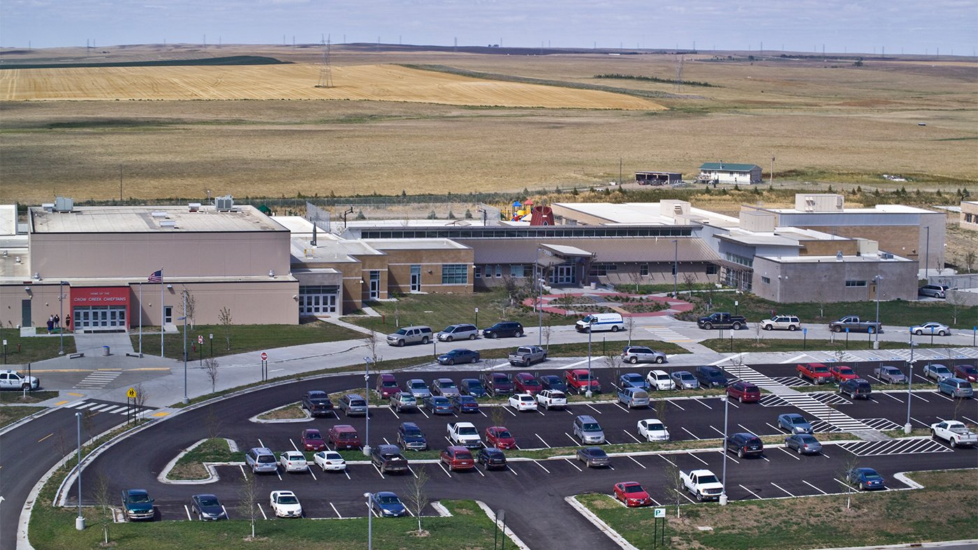 Crow Creek Tribal School - Stephan, SD - 2013_PW (6)